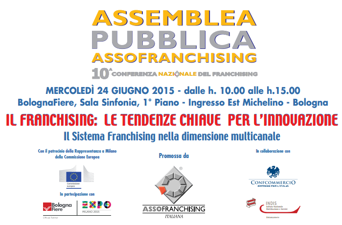 Assofranchising ConfNaz2015