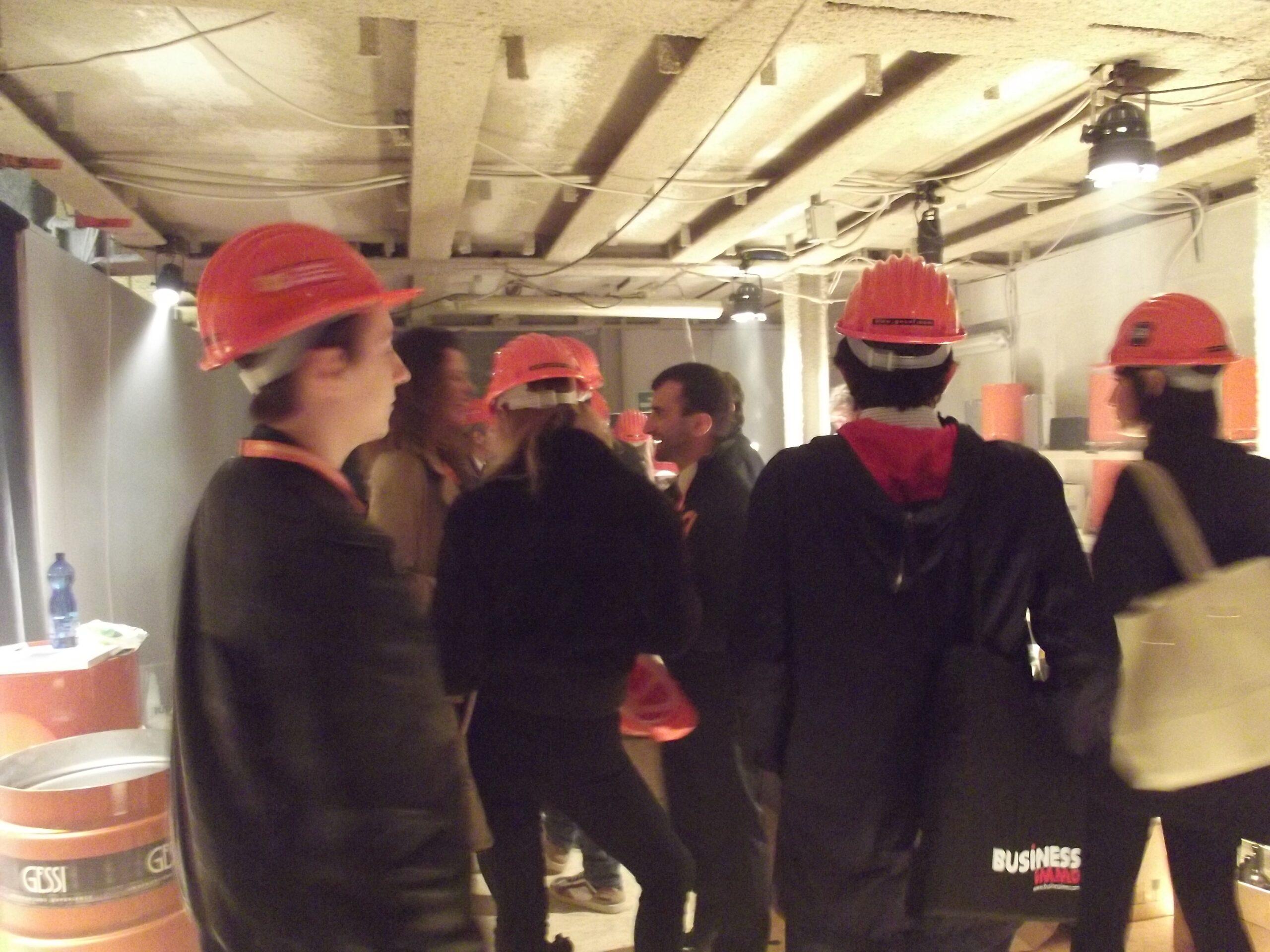 Fuorisalone 2012: Gessi Underground Experience