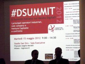 D.SUMMIT 2012