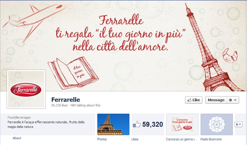 Ferrarelle fan page