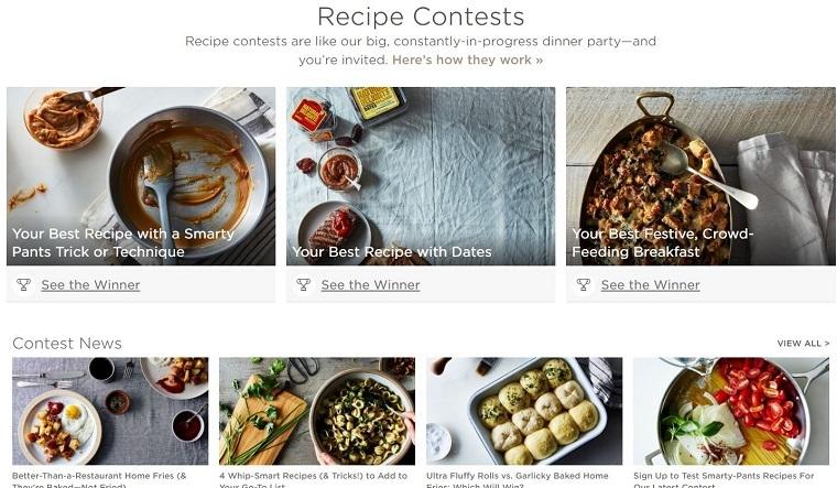 Recipe_contests