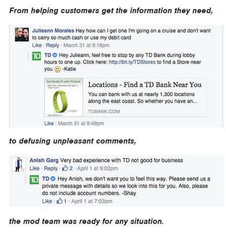 TD's Strategy of Vigilance Wins on Social Media   engagementlabs.com
