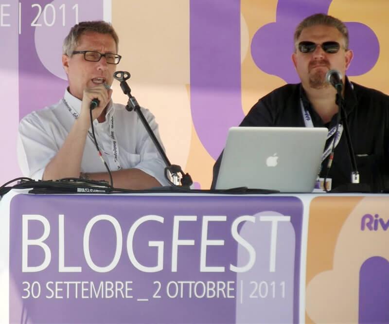 BlogFest 2011, lo speech di Rigoni di Asiago
