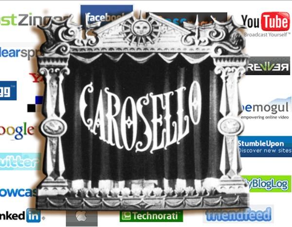 Carosello e web 2.0