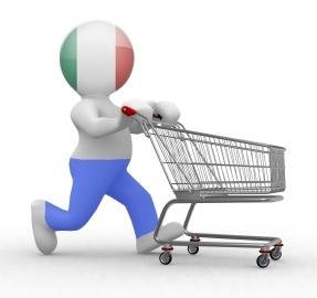 Ecommerce in crescita in Italia
