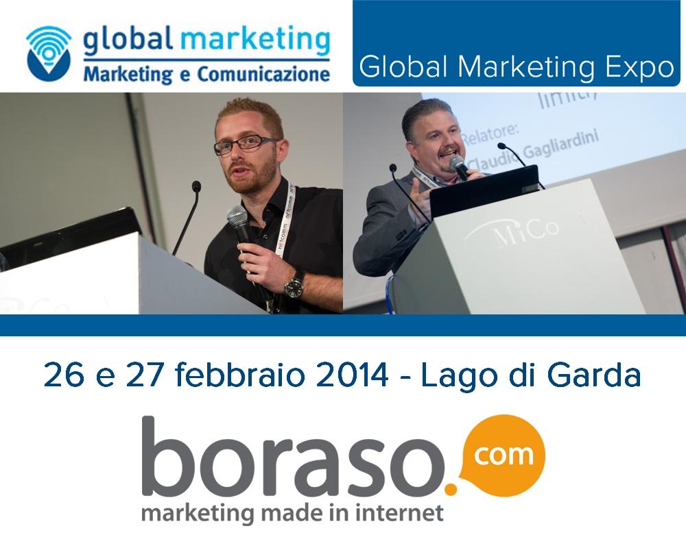 Global Marketing Expo 2014