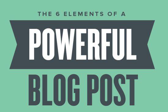 Blog tips: i 6 segreti per un articolo di blog perfetto