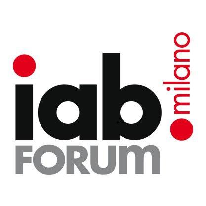 Logo iab forum Milano