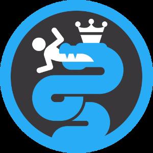 Milano da bere Foursquare Badge