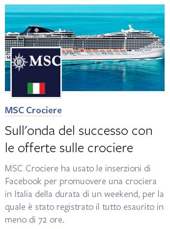 Case MSC crociere