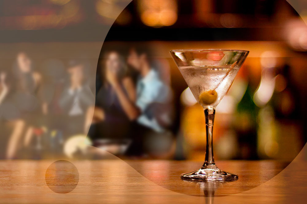 networking cocktail