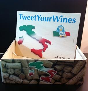 Tweet Your Wines