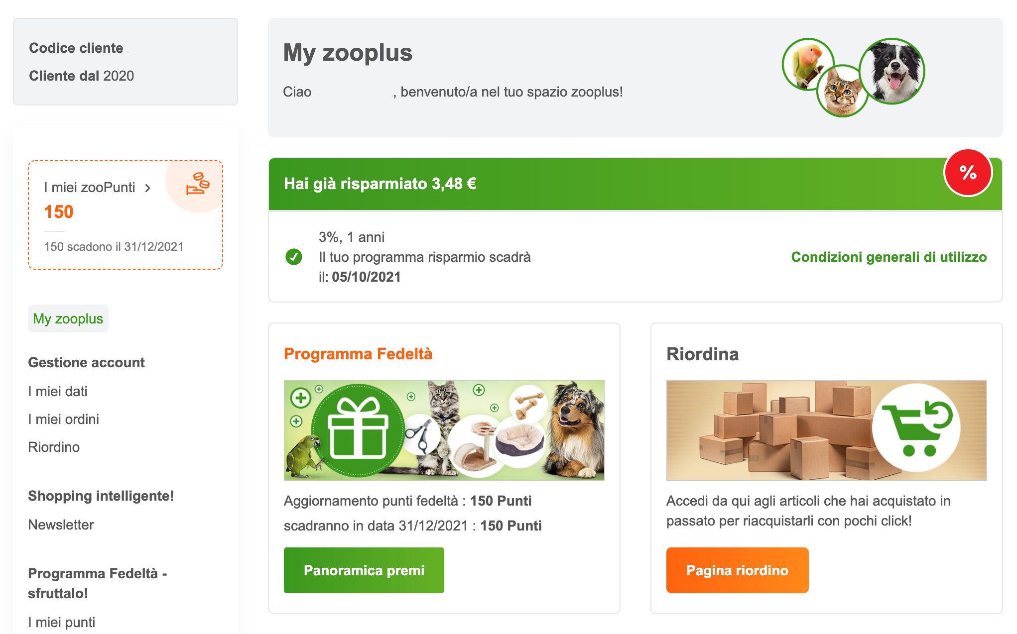 zooplus-my-account