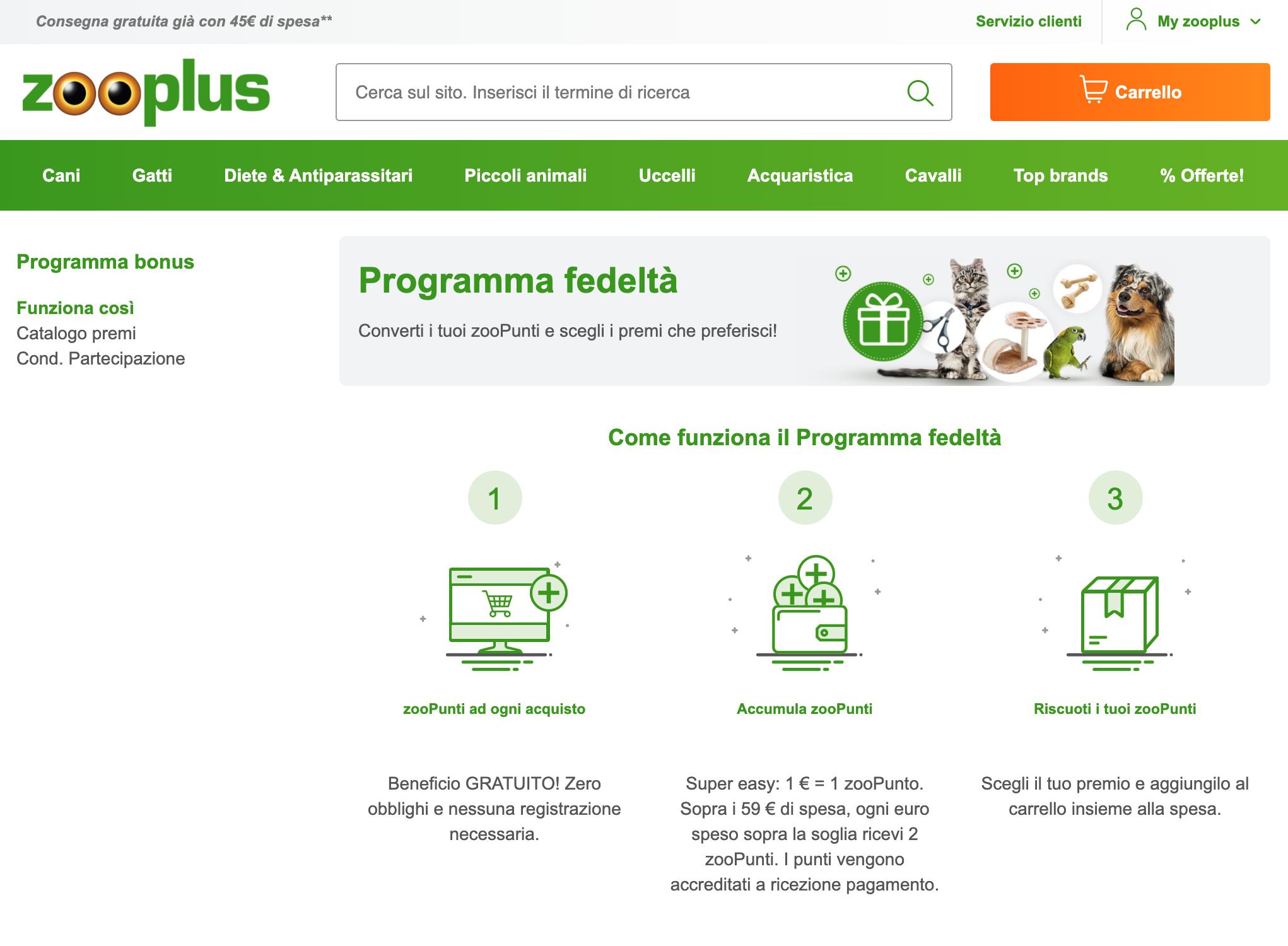 zooplus-programma-loyalty-punti