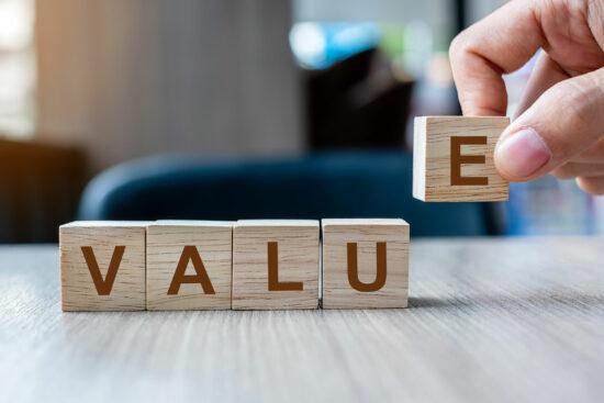 Credere nei valori per creare valore